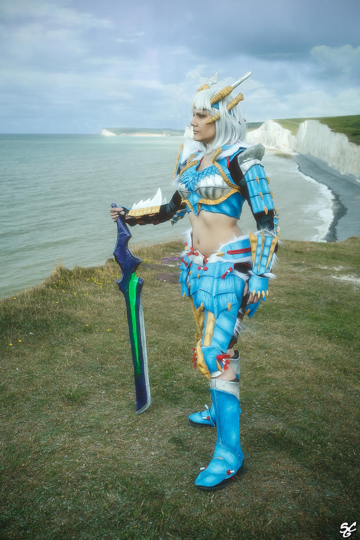 Monster Hunter Armour by IXISerenityIXI