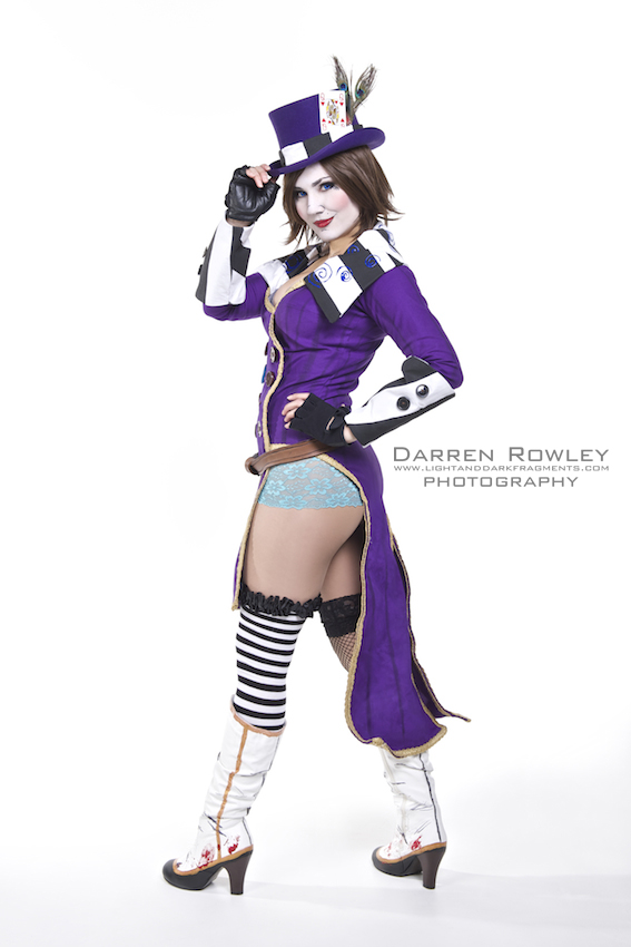 Mad Moxxi Borderlands 2 by IXISerenityIXI