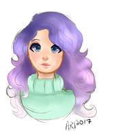 Ombre Redraw by Arioodle