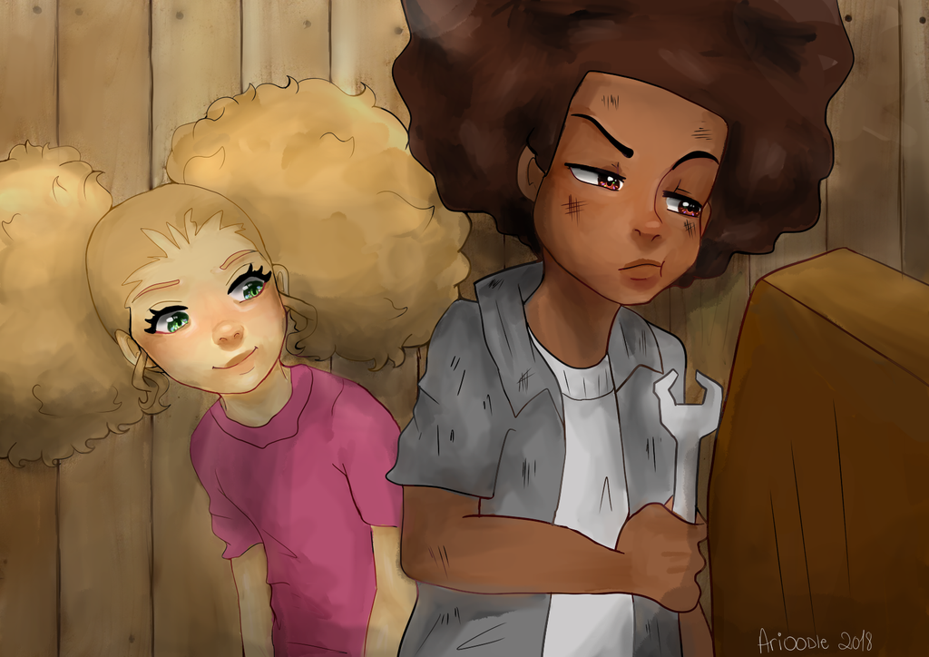 Boondocks by Arioodle