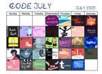 Code July 2015