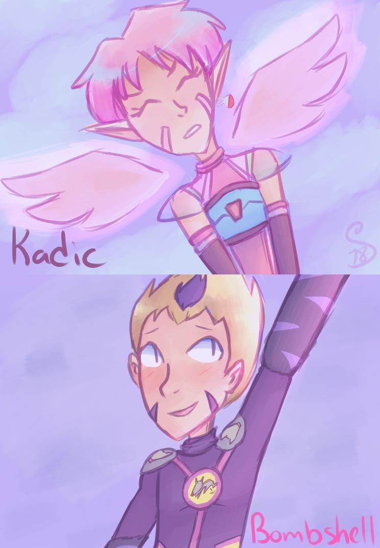 Kadic Bombshell by semie78