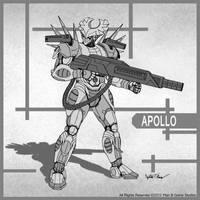 Apollo by Luneder