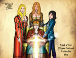 Wheel of Time: Rand and Wives