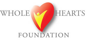 Whole Heart Foundation Logo design