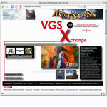 VGSXchange page