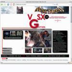 VGameSX Page