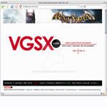 VGSXMain Page