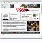VGSX Product page