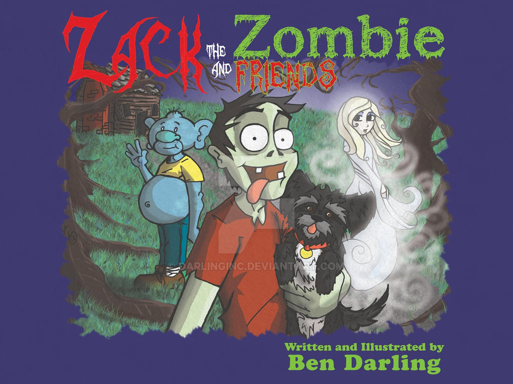 Zack the Zombie and Friends