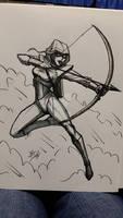 Female Arrow