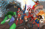 Marvel's A-force