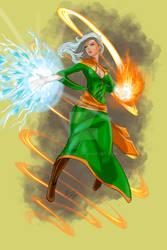Kalashtar Sorcerer