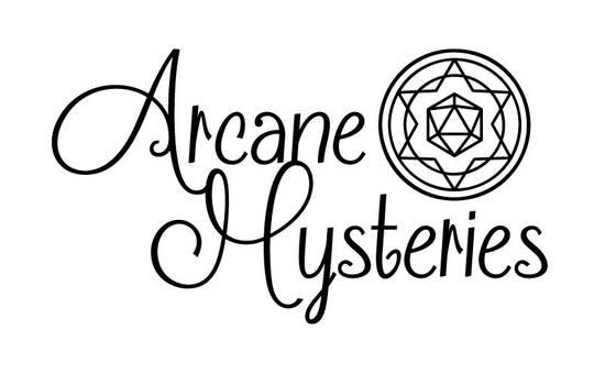 Arcane Mysteries logo 1