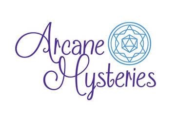 Arcane Mysteries logo 2