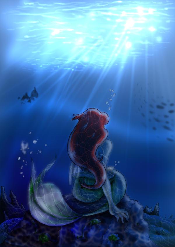 La Petite Sirène FanArts. - Page 2 The_Little_Mermaid_FanArt_Colo_by_XxKiOsUkExX