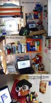 Uni Journal- Where I Live by AmineFreak