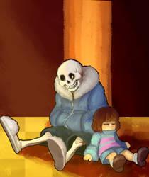 contest entry - anche gli scheletri muoiono by giocabile