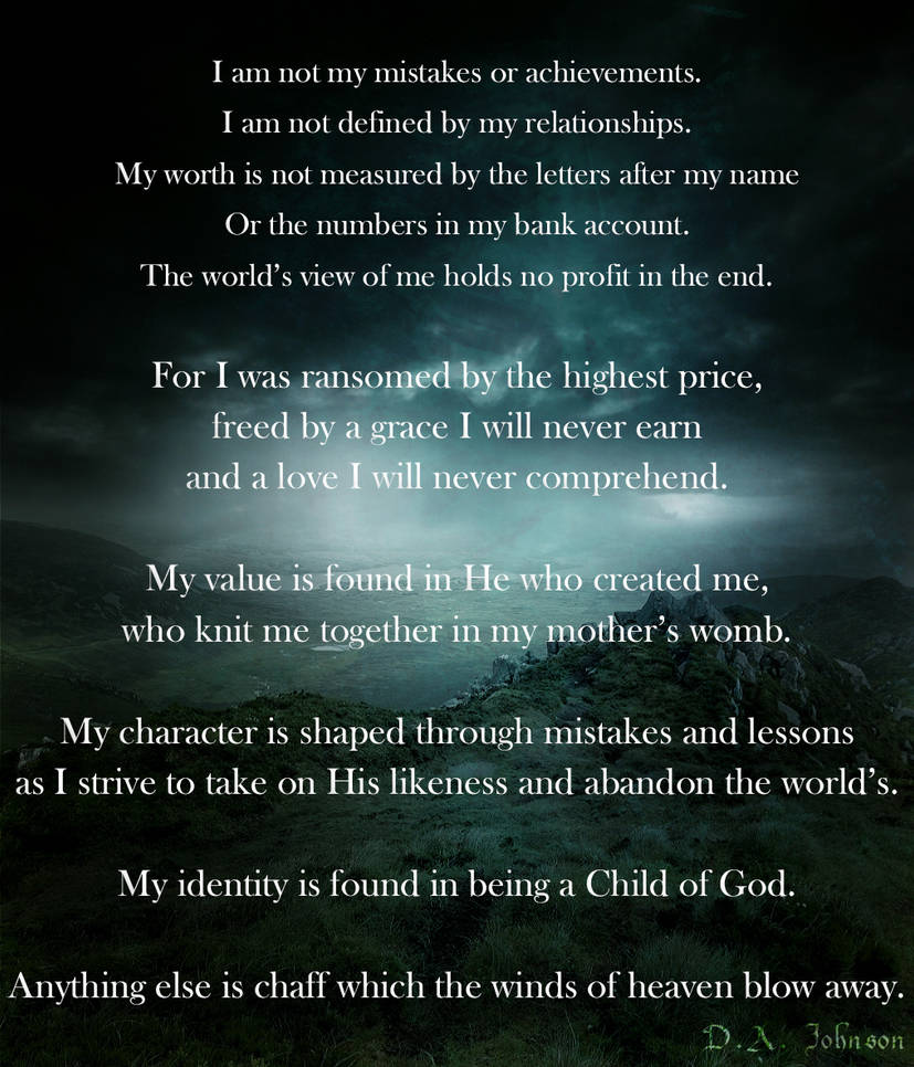 Anxiety Prayer.