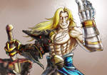 Evil Siegfried
