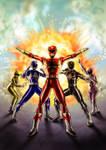 Powder Rangers
