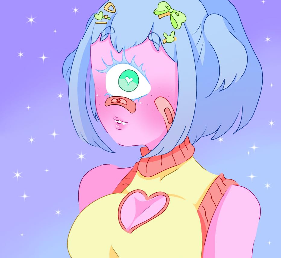 Monster Girl-1 by Keriro