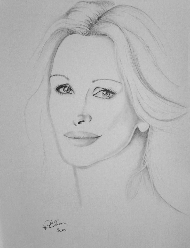 Julia Roberts by ChiaraPi