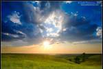 Konza Sky by juddpatterson