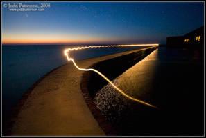 Night Walk by juddpatterson
