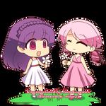 Commission for HanakoGames