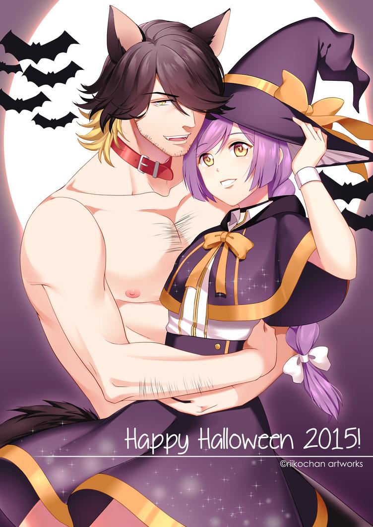 Happy Halloween 2015! by riiko23
