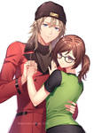 COM: Anon and Shinjiro 3