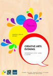 Creative arts evening