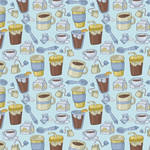 Pattern: Coffee and Tea