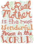 A Real Mother