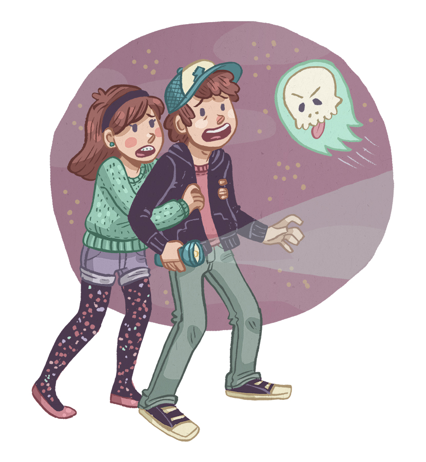Mystery Twins by Cup-Kayke