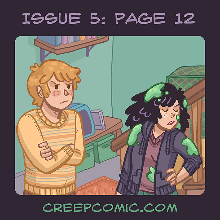 Creep Update Issue 5: Page 12 by Cup-Kayke