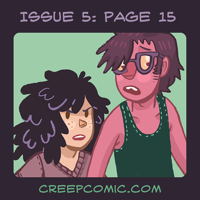 Creep Update Issue 5: Page 15 by Cup-Kayke