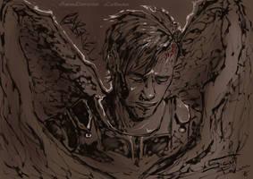 #Dominion Gabriel by Sicut-Felem