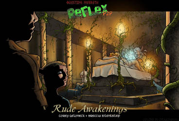 Cover - Rude Awakenings by daG-ELLO