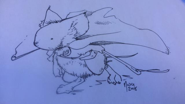 Mouseguard by daG-ELLO