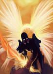 The Dark Angel by daG-ELLO