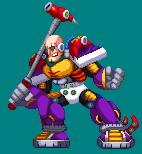 Sigma - Megaman X4 by RamzaNeko