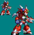 Megaman X Dragoon Armor (x4~x6 style) by RamzaNeko