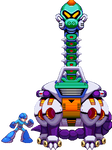 Mechazaurus - Megaman 6 **Updated