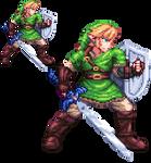 Link - The Hylian