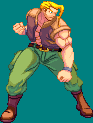 Charlie SF3 Style (original traces by INK) by RamzaNeko