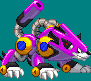 Treble - Megaman CPS3 by RamzaNeko