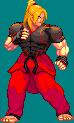 Ken Masters Street Fighter V *UPDATED* by RamzaNeko
