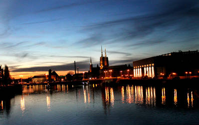 Wroclaw by Hurricane007